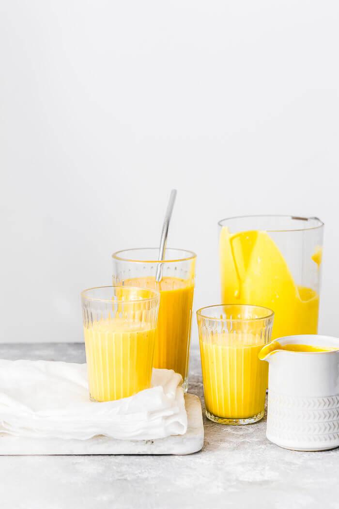 How to make Mango Lassi Image