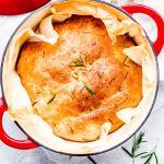 No Knead bread recipe image
