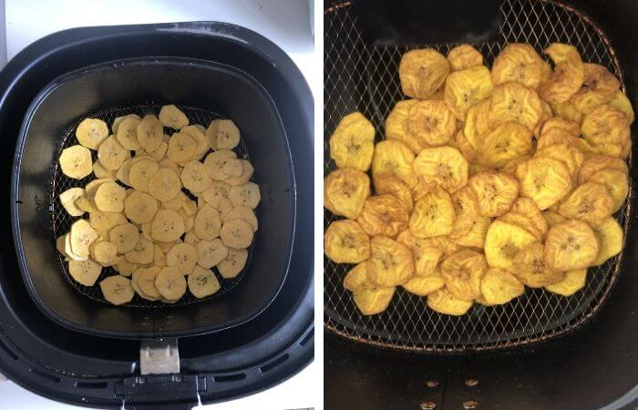 healthy plantain chips step by step