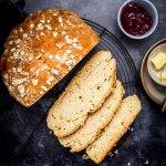 White Soda Bread (No Yeast Bread Recipe)