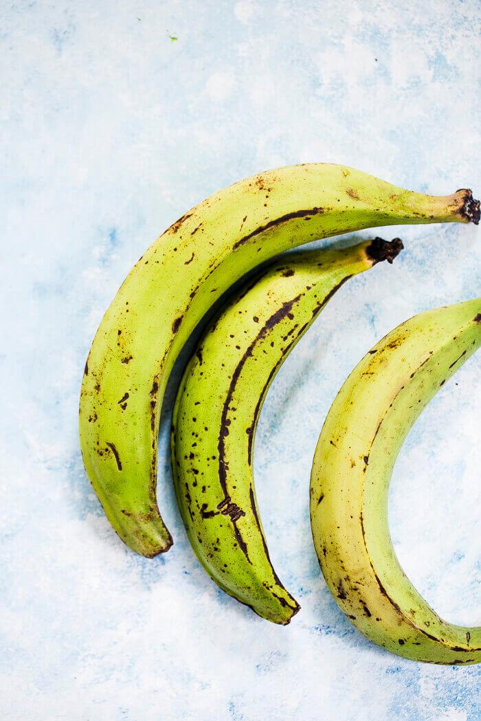 Plantain ( Nendran Banana )
