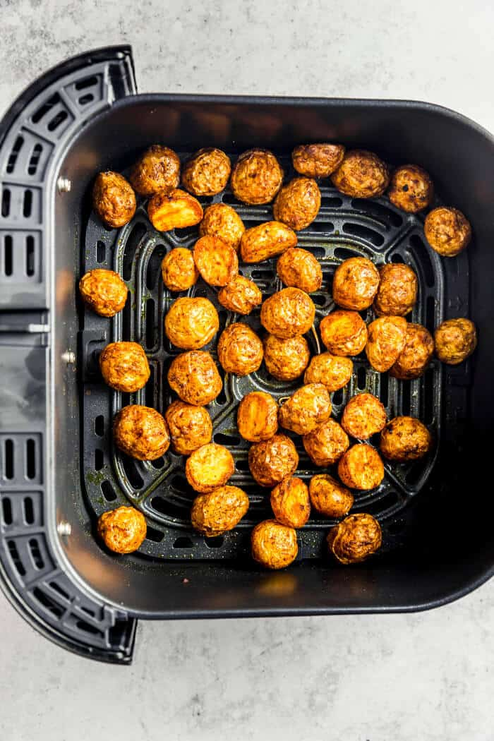 Roasted Potatoes in Instant Pot