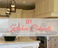 DIY Kitchen Cabinets to Upgrade on a Budget - Sandi Clark ...
