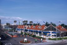Coronado Ferry Landing Bay Side Specialty Mall - San Diegan