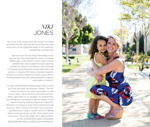 In This Years Edition I Was Honored To Be Featured Alongside Eight Other Astounding Women And Mothers