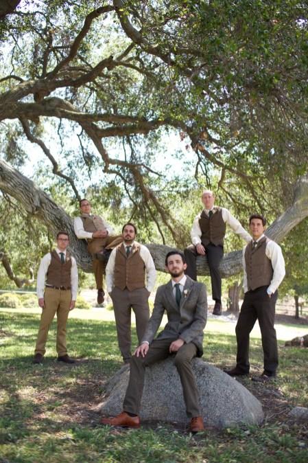 Bates Nut Farm Wedding Photos 10