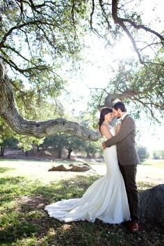 Bates Nut Farm Wedding Photos 37