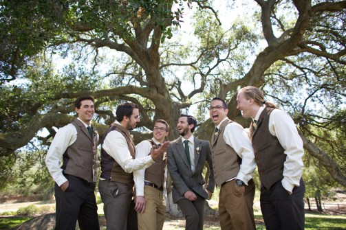 Bates Nut Farm Wedding Photos 8