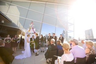 Downtown San Diego Central Library Wedding Images 1489