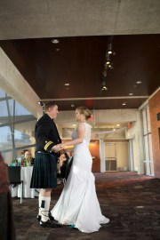 Downtown San Diego Central Library Wedding Images 1507