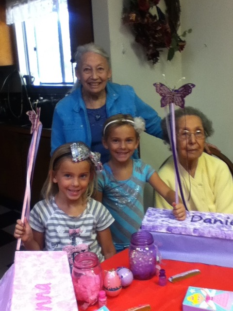 The Best Two Wands Were Given As Birthday Gifts To Seven Year Old Twins Who Are Often Around Home Above Pictured And Residents