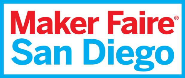 Maker Faire San Diego logo