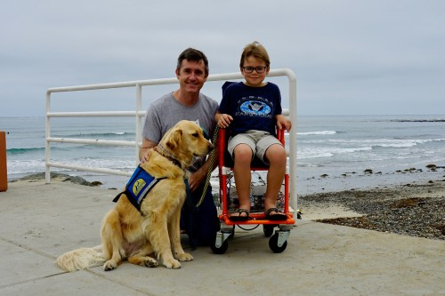 open source power chair - Vaughn family.