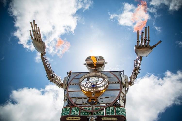 Robot Resurrection