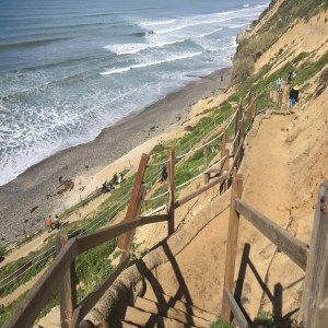 Surfrider voices concerns over the proposed solution to stabilize erosion at Beacon's Beach
