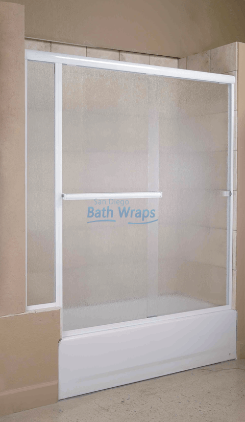 Shower Doors  San Diego Bath Wraps