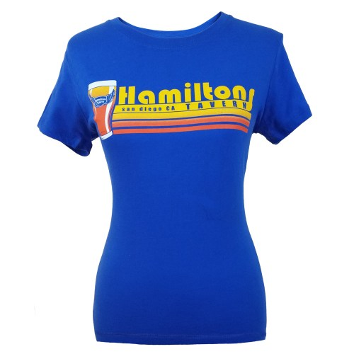 Hamilton's Tavern Women's 70's Shirt