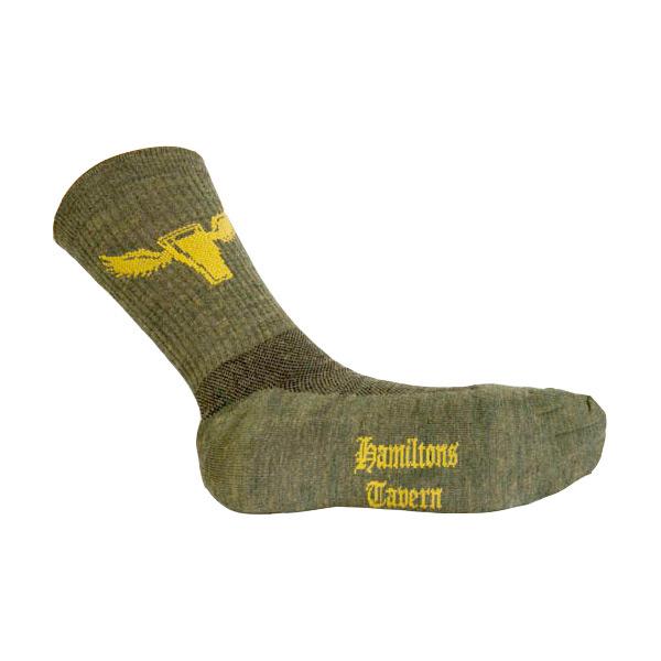 Hamiltons Tavern Socks