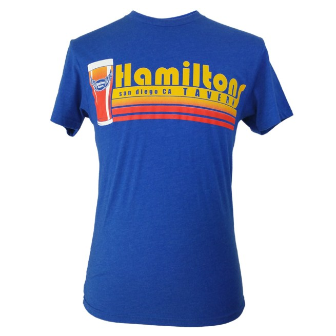 Hamilton's Tavern Men's 70's Shirt