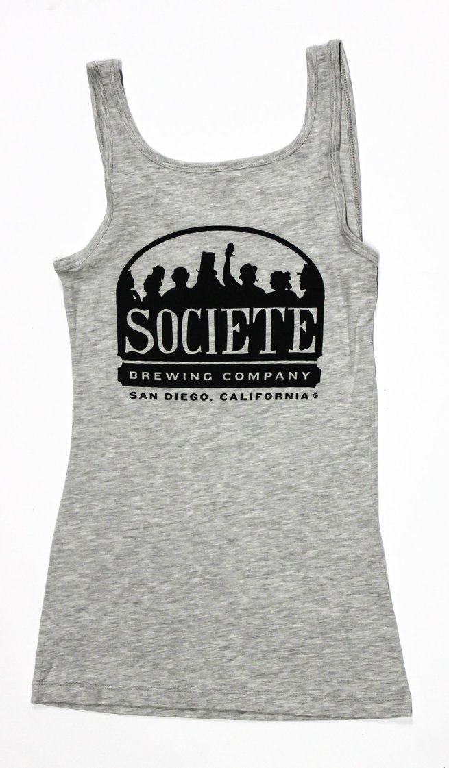 Societe Brewing Company Tank