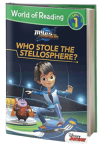 Miles From Tomorrowland Who Stole the Stellosphere?: Level 1