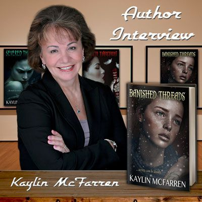 Kaylin McFarren on Unresolved Issues, Family & Writing Outside the Box