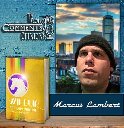 Marcus Lambert on Self-Publishing, Characters & Amazon Genres