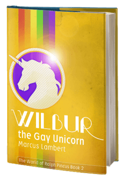 Wilbur the Gay Unicorn