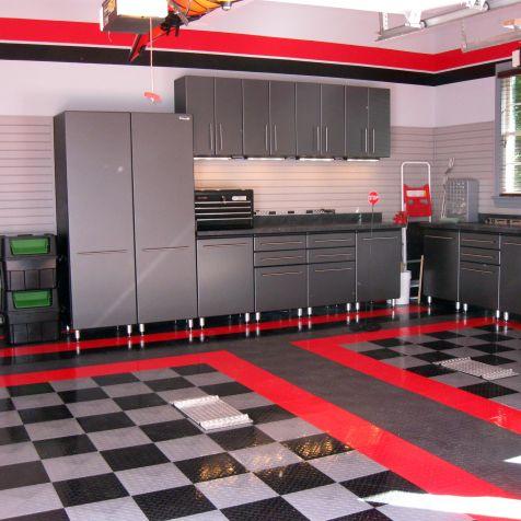 Zagin garage - after