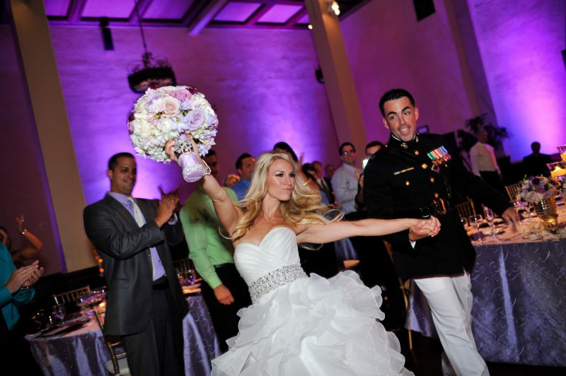 The Prado San Diego, Wedding Lights for Reception