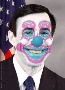 Darrell-Issa clownface