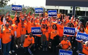 Peters Supporters