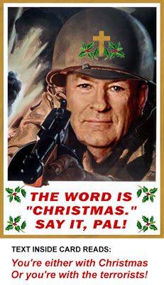 wishing - The War On Christmas