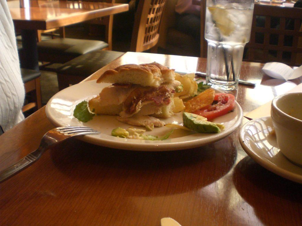 Hickory Smoked Chicken Sandwich