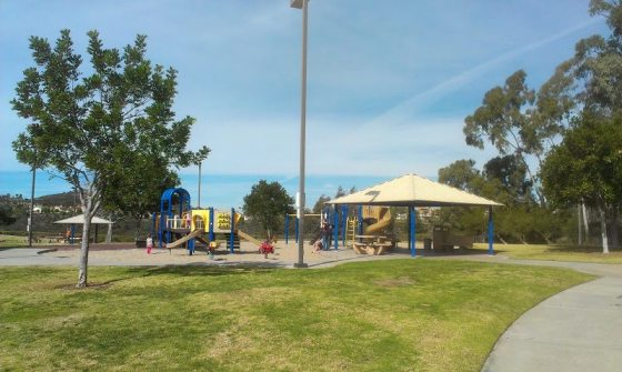 Lake Miramar playground