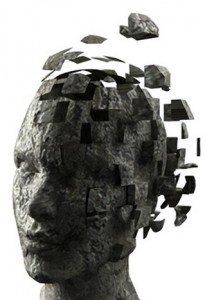 alzheimers head