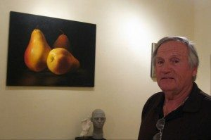 tony enyedy with pears