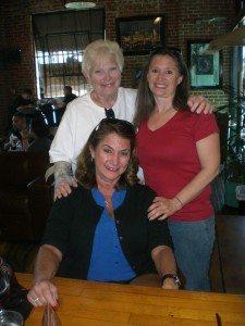 Judi, Stephanie, Michele