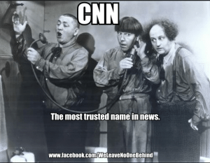 CNN Most trusted