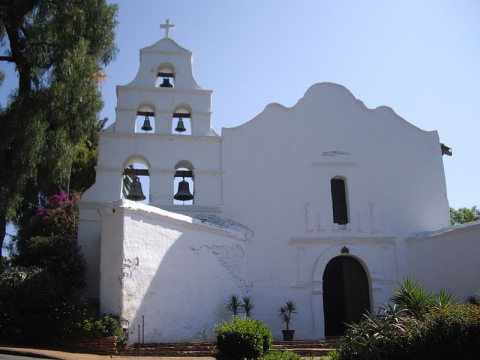 Mission San Diego Wikip