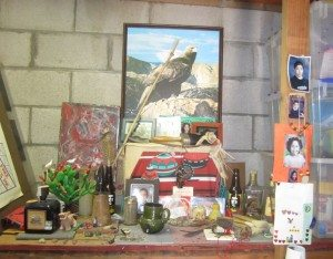 Victor Ochoa shrine 01