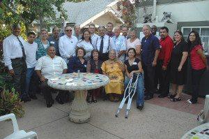 Hon. Merv Dymally (RIP) 2008 Fundraiser