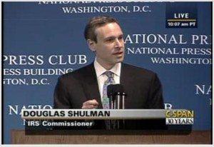 Shulman IRS