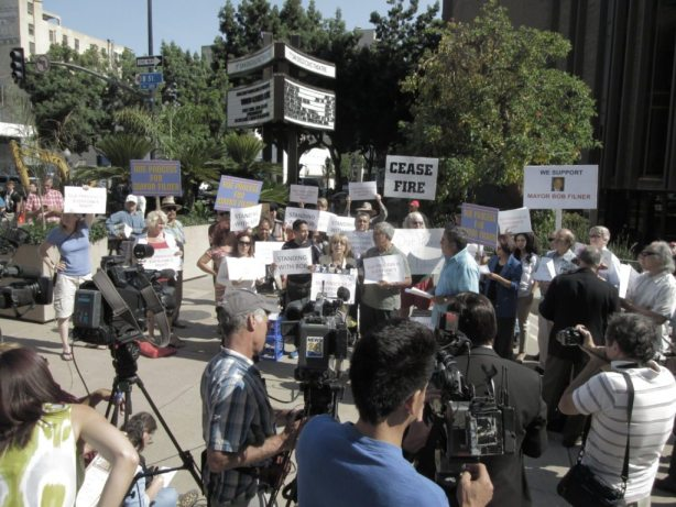 Filner Due Process Rally 005
