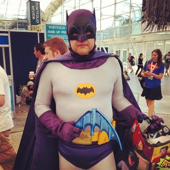 Back tomorrow, same Bat-time, same Bat-station