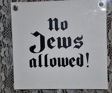 anti semitism
