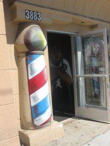 Egyptian Revival Barbershop Aug_2013