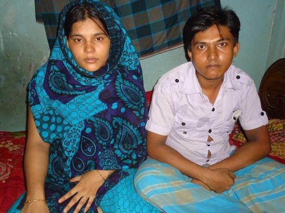 Bangladeshi worker 1