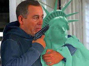Holding America Hostage