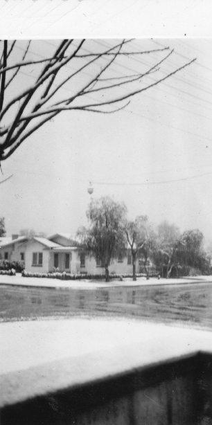 Snow, Dunbar_Spring, Jan. '49